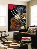 Weapon X: Days Of Future Now No.1 Cover: Wolverine Wall Mural by Bart Sears