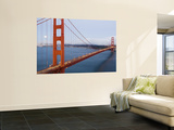 Golden Gate Bridge from Vista Poin Wall Mural by Orien Harvey