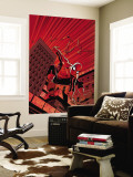 Friendly Neighbourhood Spider-Man No.1 Cover: Spider-Man Wall Mural by Mike Wieringo