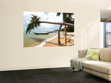 Beach on Northern Coast Wall Mural by Austin Bush
