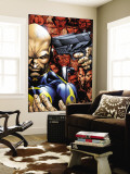 Weapon X: Days Of Future Now No.2 Cover: Professor X Wall Mural by Bart Sears