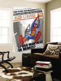 The Pulse No.1 Cover: Spider-Man Wall Mural
