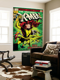 Marvel Comics Retro: The X-Men Comic Book Cover No.135, Phoenix (aged) Wall Mural