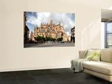 Catedral De Segovia (Segovia Cathedral) Wall Mural by Bruce Bi