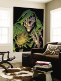 Fantastic Four: The Movie No.1 Headshot: Dr. Doom Wall Mural by Dan Jurgens