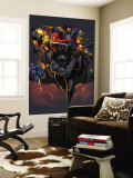 Handbook: Marvel Knights 2005 Cover: Black Panther Wall Mural by Pat Lee
