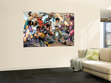 Ultimate X-Men No.84 Group: Bishop Wall Mural by Yanick Paquette