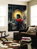 Nightcrawler No.3 Cover: Nightcrawler Fighting Wall Mural by Greg Land
