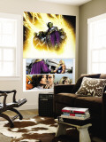 Ultimate Fantastic Four No.28 Group: Super Skrull and Skrulls Wall Mural by Greg Land