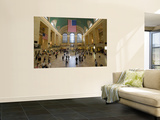 Grand Central Terminal Wall Mural by Christopher Groenhout
