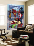 Marvel Knights Spider-Man 13 Group: Spider-Man Wall Mural by Billy Tan