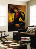 Ultimate Spider-Man No.125 Cover: Spider-Man Wall Mural by Stuart Immonen