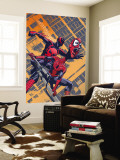 Exiles No.96 Cover: Spider-Man Wall Mural by Tom Coker