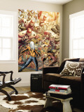 Ultimate X-Men No.84 Group: Stryfe and Sentinel Wall Mural by Yanick Paquette
