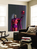 X-Men: Men & X-Men The End No.2 Cover: Magneto Wall Mural by Sean Chen