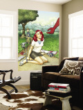 Spider-Man Loves Mary Jane Season 2 No.2 Cover Wall Mural by Adrian Alphona