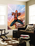 Spider-Man Unlimited 3 Cover: Spider-Man Wall Mural by Ale Garza