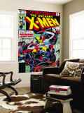 Uncanny X-Men No.133 Cover: Wolverine and Hellfire Club Wall Mural by John Byrne
