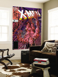 Uncanny X-Men 205 Cover: Wolverine Wall Mural by Barry Windsor-Smith
