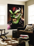 Skrulls! Cover: Marvel Universe Wall Mural by Greg Horn