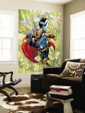 Thor No.78 Cover: Thor Wall Mural by Scot Eaton