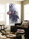 Ultimate War No.3 Cover: Wolverine Wall Mural by Chris Bachalo