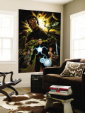 X-Men: Emperor Vulcan No.1 Cover: Vulcan and Havok Wall Mural by Paco Diaz