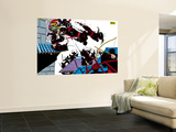 Wolverine No.2 Group: Wolverine Wall Mural by Frank Miller