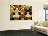 Spice Stall Wall Mural by Neil Setchfield