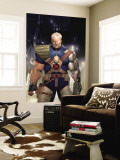 Cable No.1 Cover: Cable Wall Mural by Ariel Olivetti