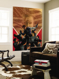 Captain America No.30 Cover: Winter Soldier Wall Mural