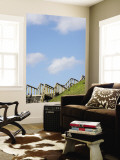 Coastal Walk Diamond Bay Wall Mural by Oliver Strewe