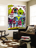 Giant-Size Avengers No.1 Group: Iron Man Wall Mural by Don Heck