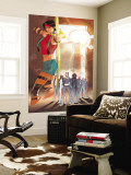 Generation M Cover: Mirage Wall Mural by Stuart Immonen