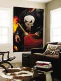 Punisher MAX No.30 Cover: Punisher Wall Mural by Tim Bradstreet