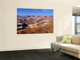 Canyonlands National Park From Island in the Sky, Green River, Turks Head, Utah, USA Wall Mural by Bernard Friel
