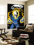 Ghost Rider: Highway To Hell Cover: Ghost Rider Wall Mural by Mark Texeira