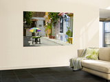 Colonial Houses Wall Mural by Alfredo Maiquez