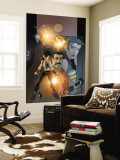 Arana 7 Cover: Arana Wall Mural by Mark Brooks