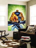 Ultimate Fantastic Four No.7 Cover: Mr. Fantastic Wall Mural by Stuart Immonen