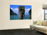 James Bond Island (Ko Phing Kan) Wall Mural by John Elk III