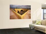 Fort of San Miguel Wall Mural by Doug McKinlay