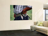 Gaucho with Hands on Hips Wearing Traditional Belt Wall Mural by Michael Coyne