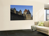 Historic Fortified City Walls Wall Mural by Izzet Keribar