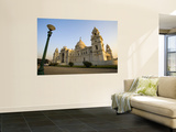 Victoria Memorial Wall Mural by Antony Giblin