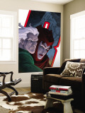 Avengers: Earths Mightiest Heroes No.7 Cover: Quicksilver and Scarlet Witch Wall Mural by Scott Kolins