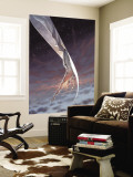 Silver Surfer: Requiem No.1 Cover: Silver Surfer Wall Mural