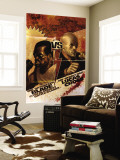 Blade 11 Cover: Blade, Cross and Lucas Wall Mural