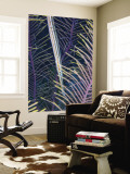 A Hiding Trumpetfish Wall Mural by Tim Rock