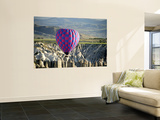 Balloon Ride over Capadoccia Wall Mural by Mark Avellino
